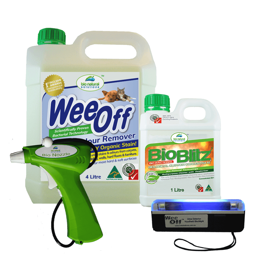 Biological Carpet Cleaning Kit