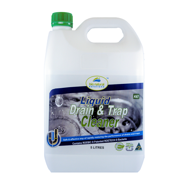 K67 Liquid Drain & Trap Cleaner