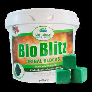 Bio Blitz Urinal Blocks
