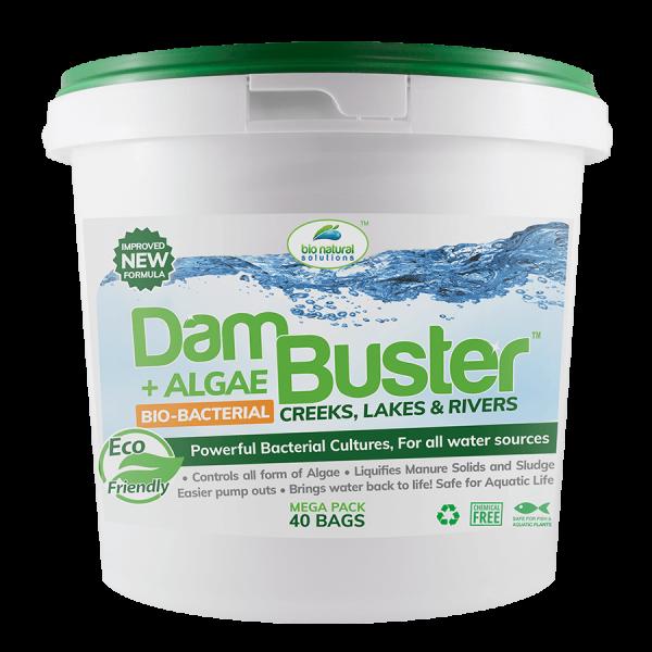 40 Bag Tub of Dam buster Creeks, Rivers & Lakes