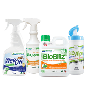 Eco-Friendly Household Cleaning Kit
