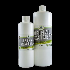 Preventative Care Urinal Treatment 1 litre and 500ml bottles